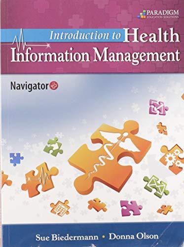9780763860714: INTRO.HEALTH INFORMATION MANAGEMENT