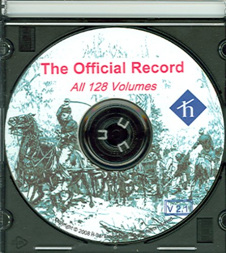 9780763900007: The Civil War CD-Rom: The Official Records of the War of Rebellion (128 vol. on one cd)