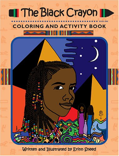 9780763907495: The Black Crayon Coloring and Activity Book