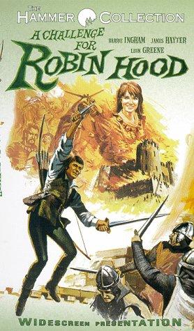9780764003417: Challenge for Robin Hood [VHS]