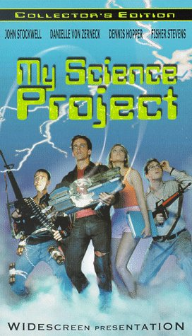 9780764004315: My Science Project [USA] [VHS]