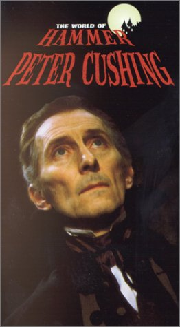 9780764007439: The World of Hammer - Peter Cushing [VHS]