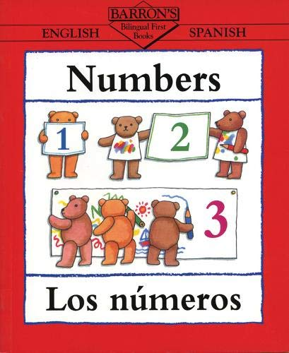 9780764100352: Numbers/Los Numeros (Bilingual First Books)