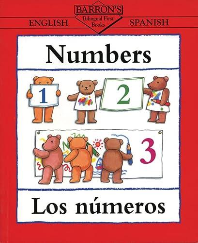 9780764100352: Numbers/Los Numeros (Bilingual First Books/English-Spanish) (Spanish Edition)