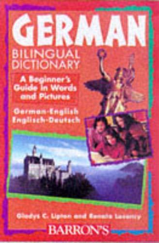 9780764103407: German Bilingual Dictionary (Beginning Bilingual Dictionaries)