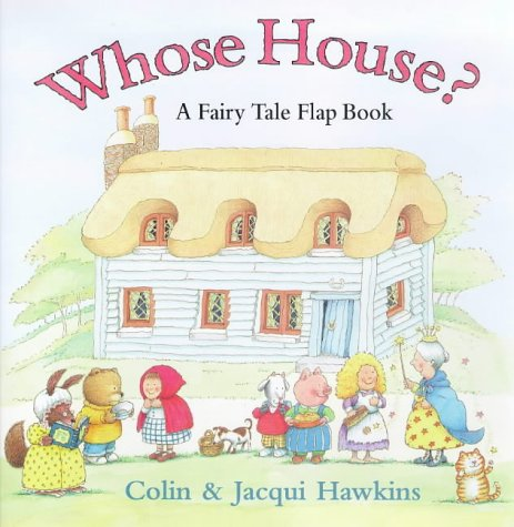 9780764106903: Whose House?