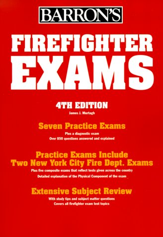 9780764107726: How to Prepare for the Firefighters Exam (Barron's How to Prepare for the Firefighters Exam)