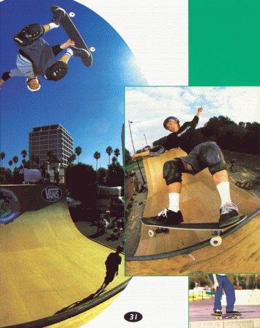 Skateboarding (Extreme Sports Series): Ben Roberts