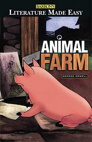 Imagen de archivo de Animal Farm a la venta por Better World Books: West