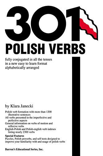 9780764110207: 301 Polish Verbs