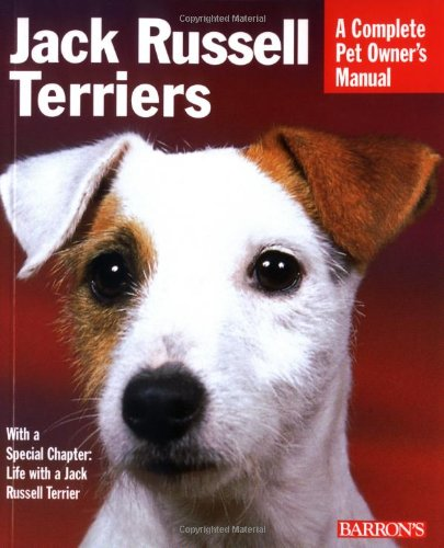 9780764110481: Jack Russell Terriers (Complete Pet Owner's Manuals)