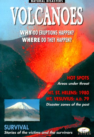 9780764110573: Volcanoes (Natural Disasters)