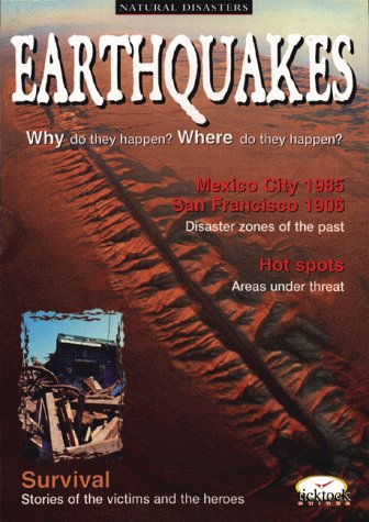 9780764110597: Earthquakes (Natural Disasters)