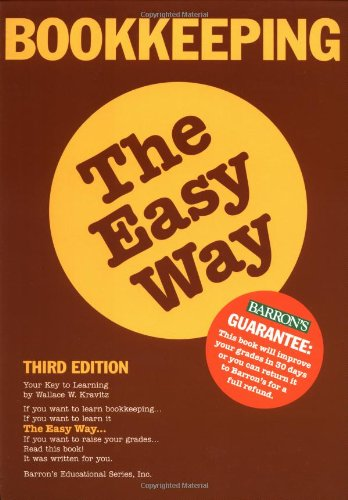 9780764110795: Bookkeeping the Easy Way (Easy Way Series)