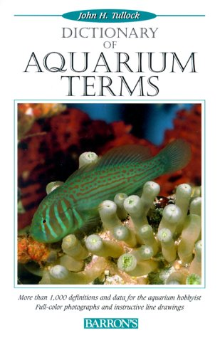 9780764111655: Dictionary of Aquarium Terms