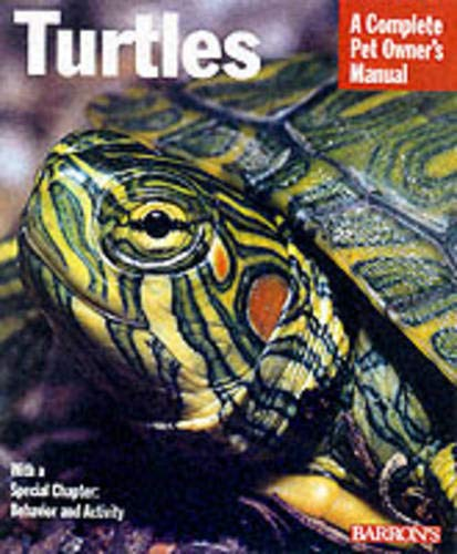 9780764111839: Turtles (Complete Pet Owner's Manuals)