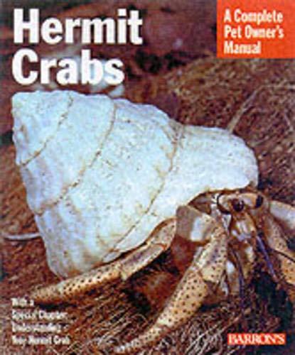 9780764112294: Hermit Crabs (Complete Pet Owner's Manuals)