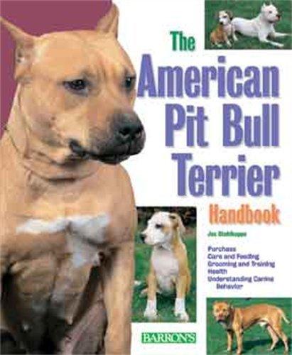 9780764112331: American Pit Bull Terrier Handbook (Barron's Pet Handbooks)