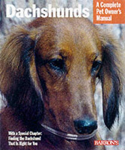 9780764112478: Dachshund (Pet Owner's Manual)