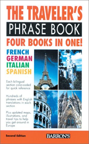 9780764112539: Traveler's Phrasebook, The