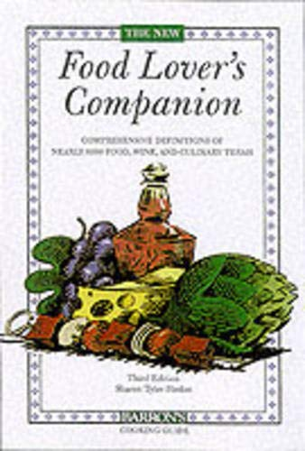 9780764112584: The New Food Lover's Companion (Barron's Cooking Guide)
