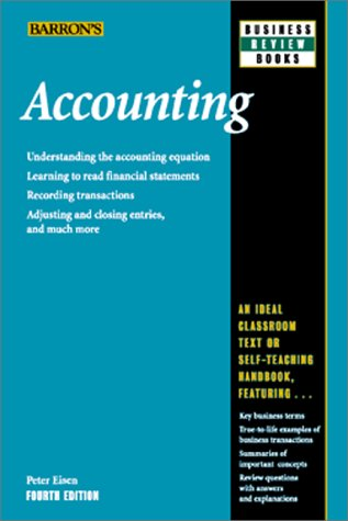 9780764112737: Accounting (Business Review Series)