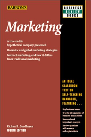 9780764112775: Marketing (Business Review Series)