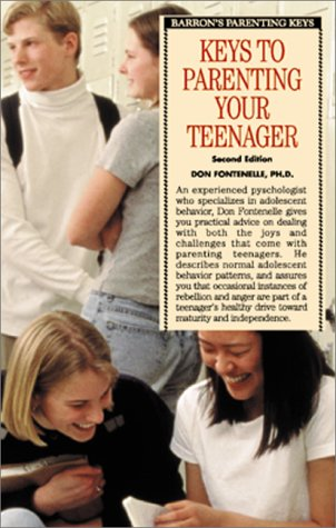 9780764112904: Keys to Parenting Your Teenager (Barron's Parenting Keys)