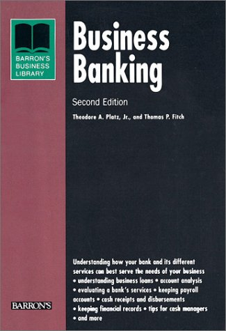 9780764113987: Business Banking (Business Library Series)