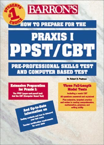 9780764114434: How to Prepare for the Pre-Professional Skills--PPST Test (Barron's How to Prepare for the Ppst and Computerized Ppst Pre-Professional Skills Test)