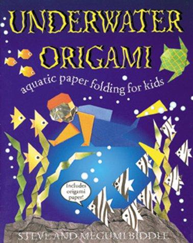 9780764114465: Underwater Origami: Underwater Paper Folding for Kids