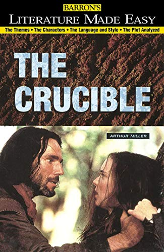 9780764115318: The Crucible (Literature Made Easy)