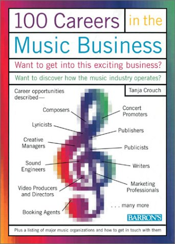 9780764115776: 100 Careers in the Music Business