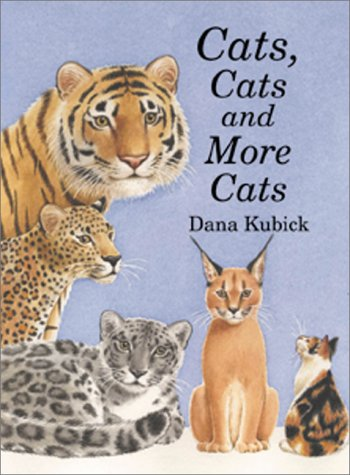 Cats, Cats, and More Cats: Dana Kubick