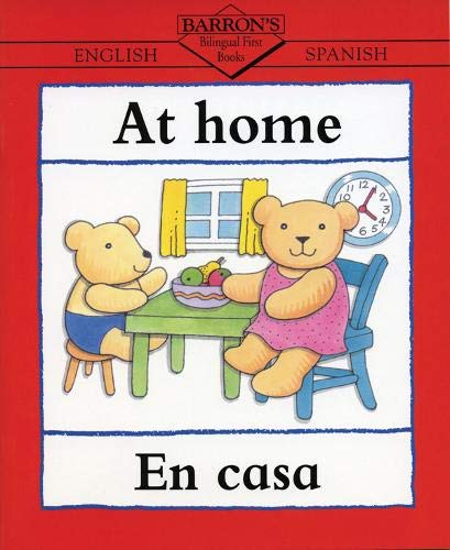 9780764116926: At Home/En La Casa (Bilingual First Books)