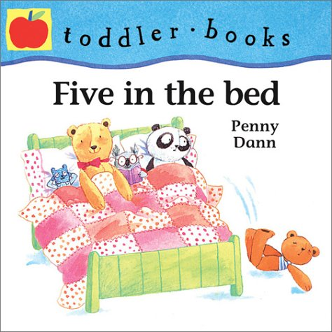 9781841212838 Five In The Bed Toddler Books Abebooks Penny