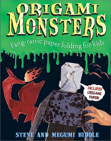 9780764118951: Origami Monsters