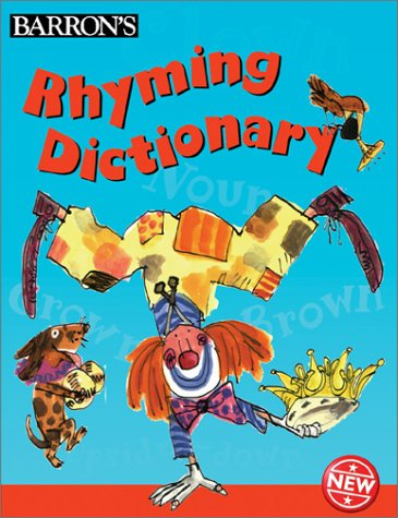 9780764119644: Rhyming Dictionary (Children's First Picture Dictionaries)