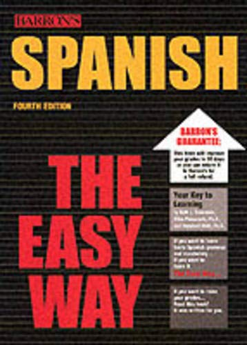 9780764119743: Spanish the Easy Way (E-Z Spanish)