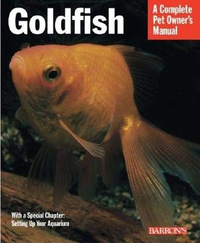 9780764119866: Goldfish (Complete Pet Owner's Manuals)