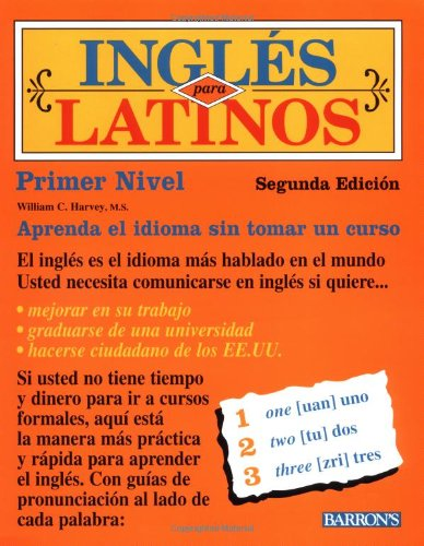9780764119903: Ingles para Latinos (Spanish Edition)