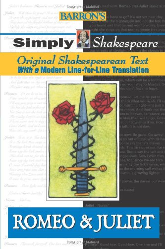 9780764120855: Romeo and Juliet (Simply Shakespeare)