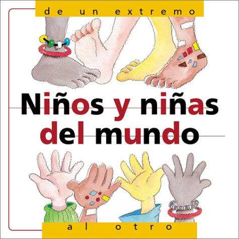 9780764121425: Ninos Y Ninas Del Mundo: De UN Extremo Al Otro (Barron's Educational Series)