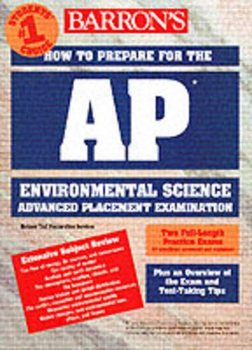 How to Prepare for the AP Environmental: Gary S. Thorpe