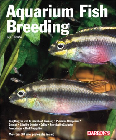 9780764122088: Aquarium Fish Breeding