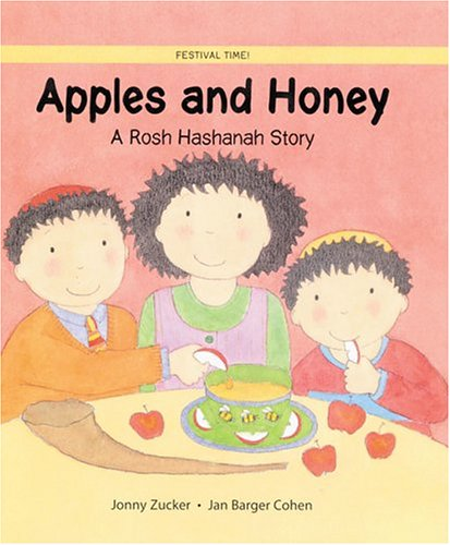 9780764122651: Apples and Honey: A Rosh Hashanah Story (Festival Time)