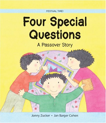 9780764122675: Four Special Questions: A Passover Story (Festival Time)