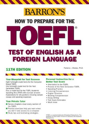 9780764123153: How to Prepare for the Toefl: Test of English as a Foreign Language (Barron's How to Prepare for the Toefl Test of English As a Foreign Language (Book Only))