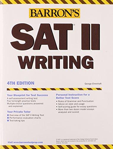 Prepare for sat essay