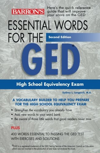 9780764123573: Essential Words for the GED